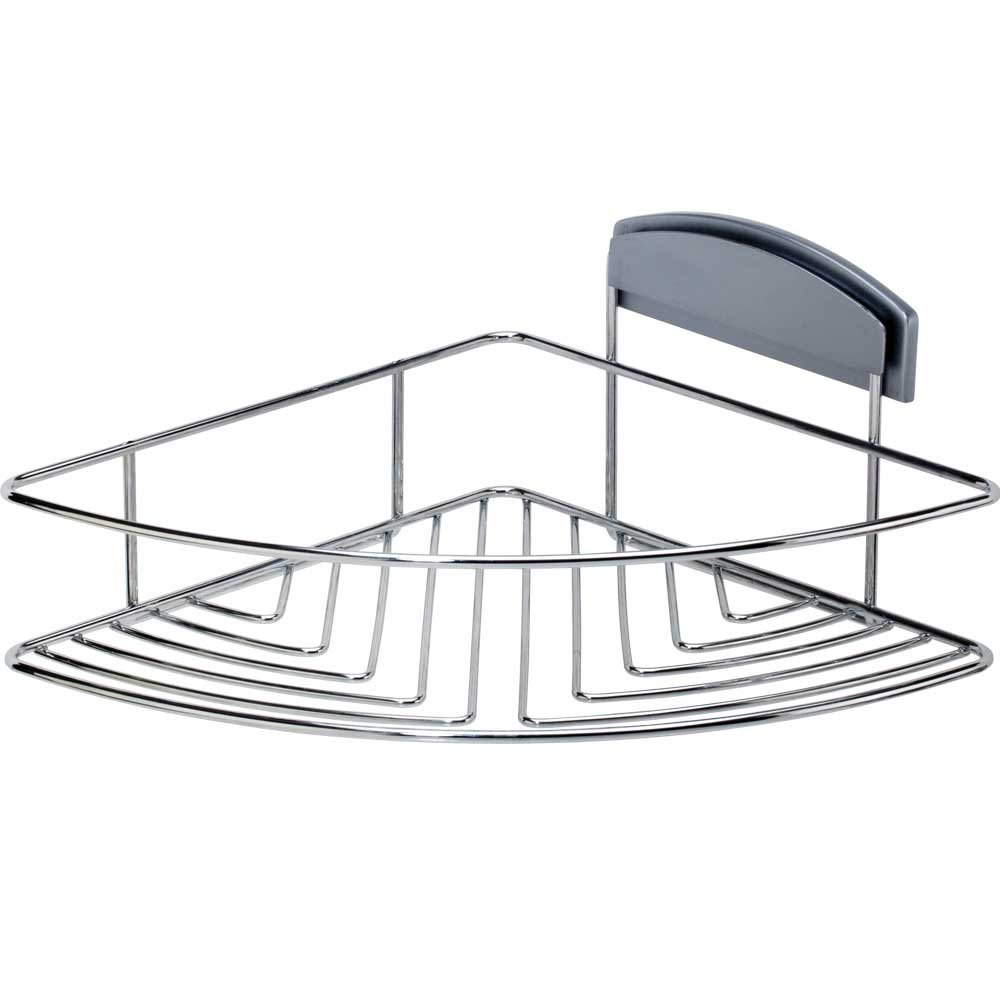 Better Living Products STORit Corner Shower Basket Inc 13202