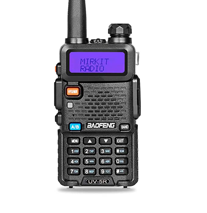 d5e78da38 Amazon.com: Mirkit Radio UV-5R MK4 8W MP Max Power 2019 1800 mAh Li ...