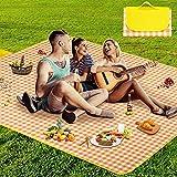 AURTEC Outdoor Picnic Mat, Beach Mat, 57in x
