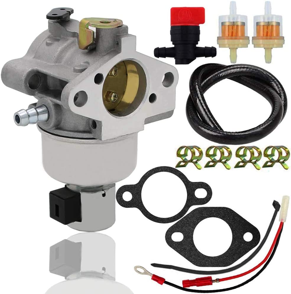 12-853-118-S Carburetor for Kohler CV490 CV491 CV492 12853118-S 12 853 104-S 12-853-118-S 12-853-104-S 12853118S 12853104S Carburetor