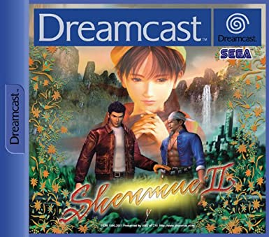 Shenmue II ISO Dreamcast - NostalgiaLand