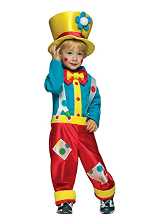 Clown Boy Child Costume  sc 1 st  Amazon.com & Amazon.com: Clown Boy Child Costume: Clothing