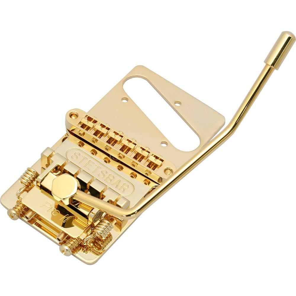 Stetsbar T-Style Model Gold トレモロシステム   B014HBLQ9Q, BANJO 93ff1bcb