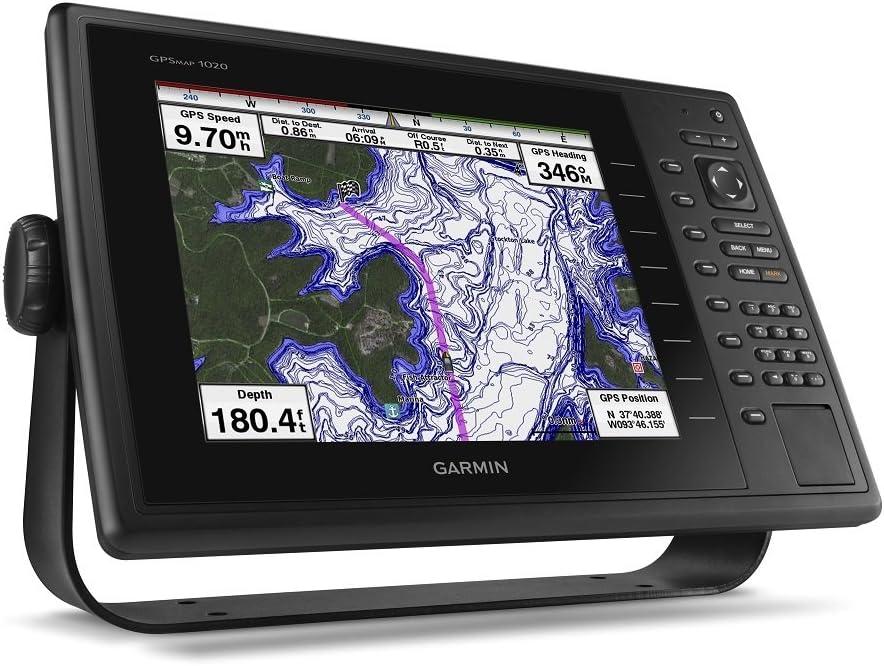 Garmin 010 – 01185 – 22 GPS Map Bundle 1020 con Donante b175l (20 Grados de inclinación) 11809 – 22: Amazon.es: Electrónica