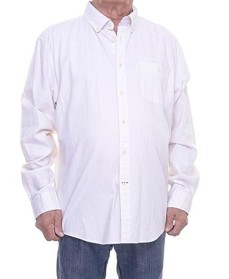 f9ae76d6 Tommy Hilfiger Men's Mesa Shirt Longsleeve Shirt, Size 2XL, Oyster Grey  (646130683876)