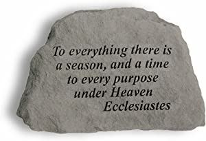 Kay Berry to Everything There is A Season Garden Stone