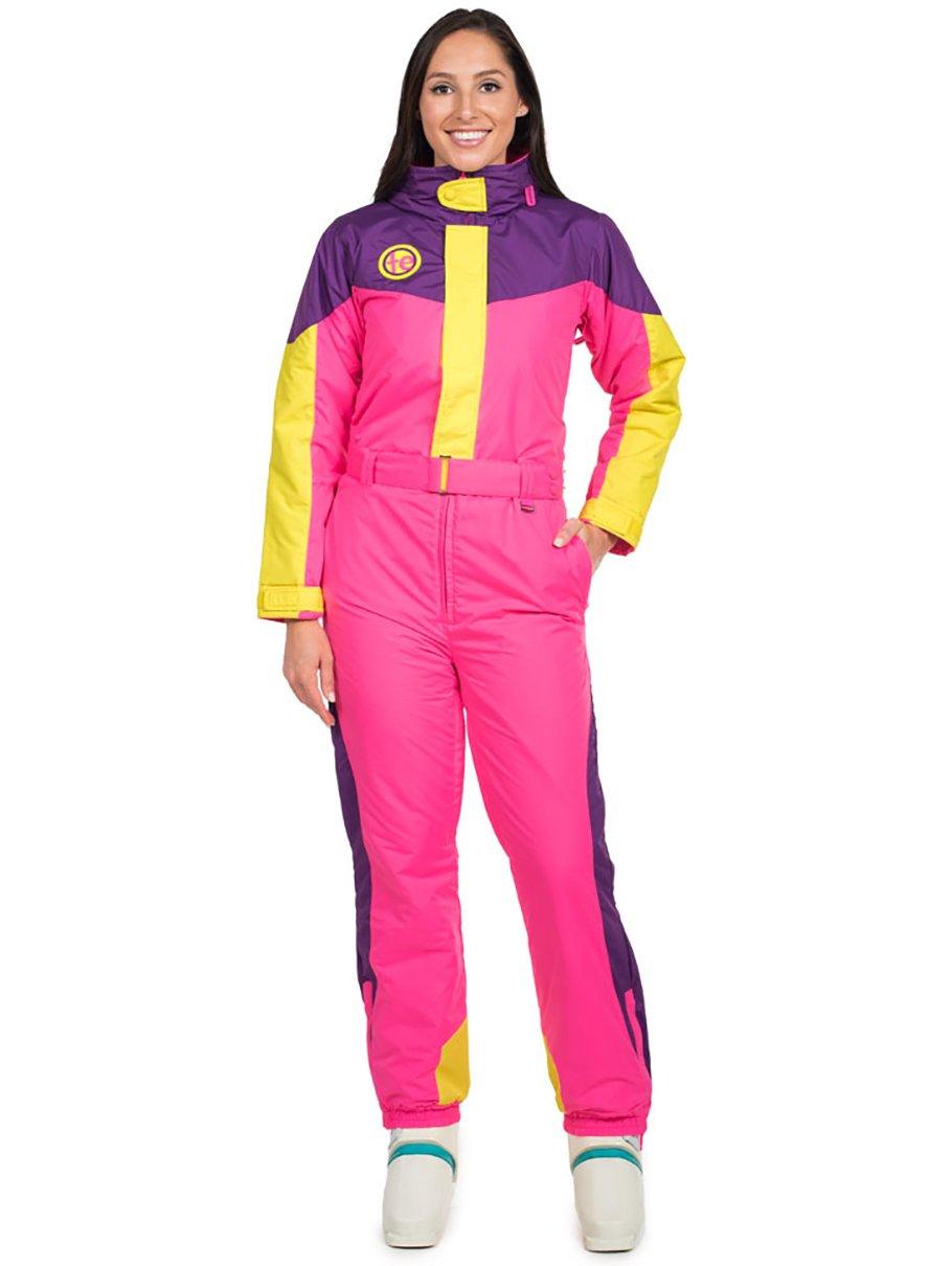 Women's Slope Star Ski Suit: Small