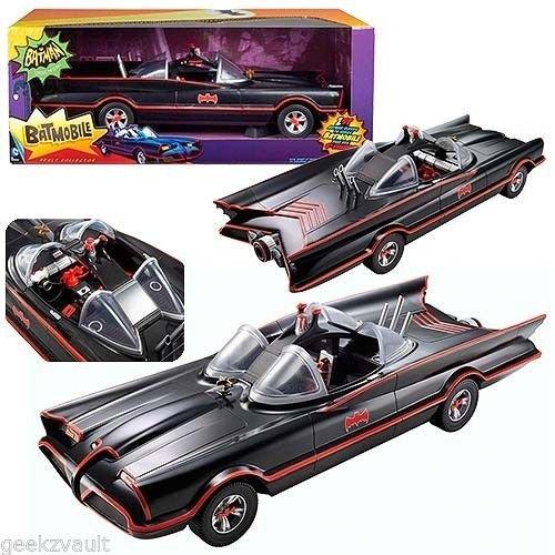 Batman Classic TV Series Batmobile Vehicle from Mattel