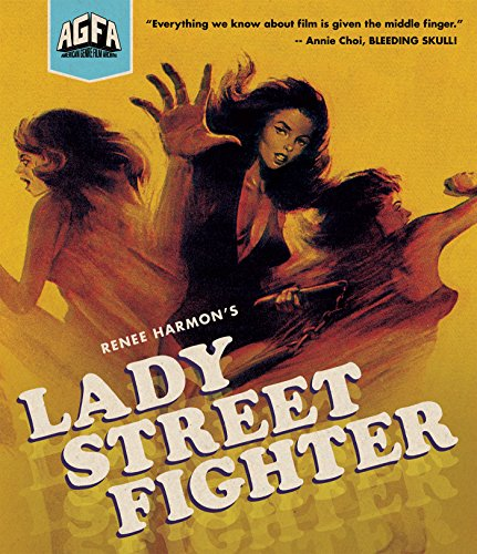 Ladies Trace - Lady Street Fighter (Special Edition) [Blu-ray]