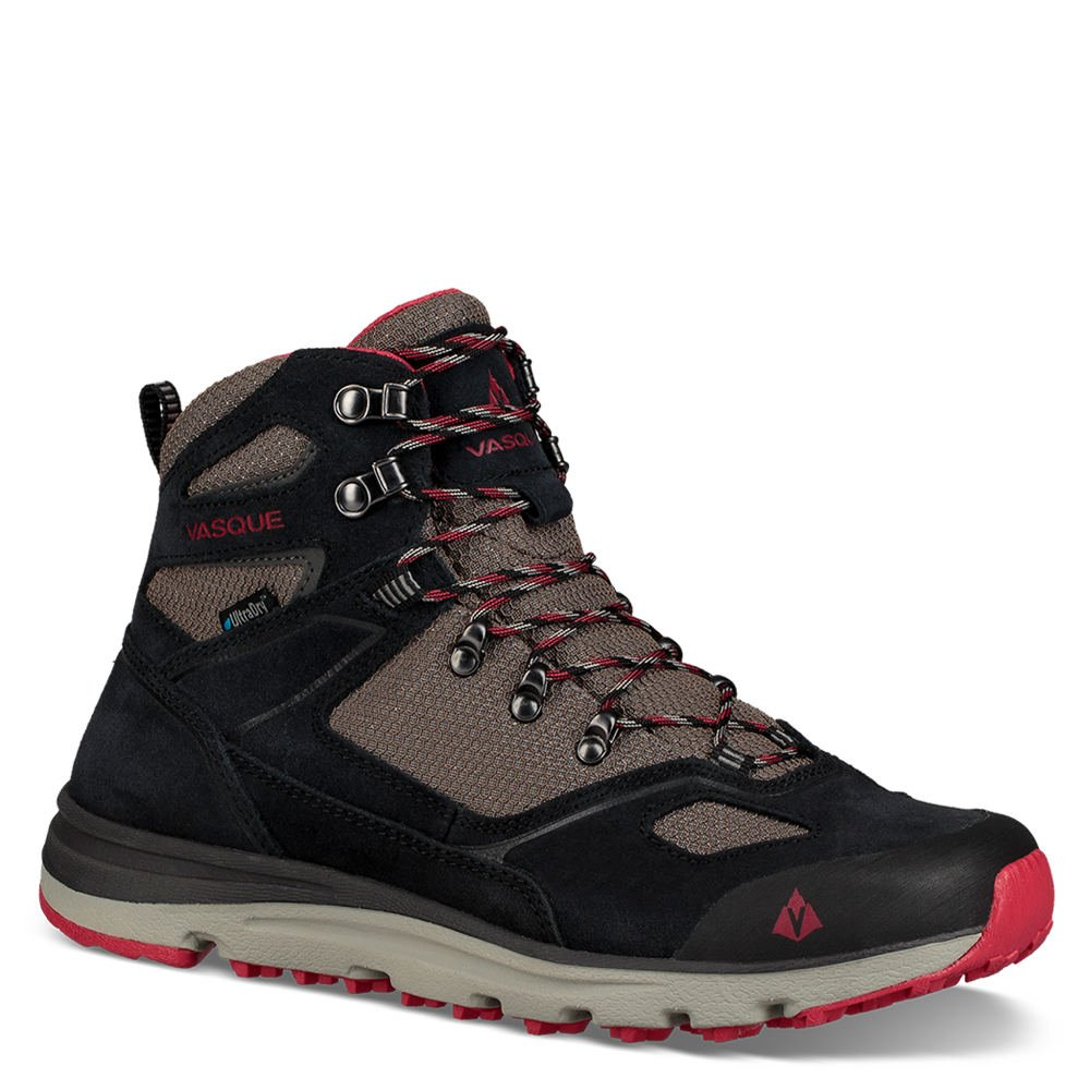 Vasque Mesa Trek UltraDry Hiking démarrage - Wohommes Anthracite Barberry, 8.5