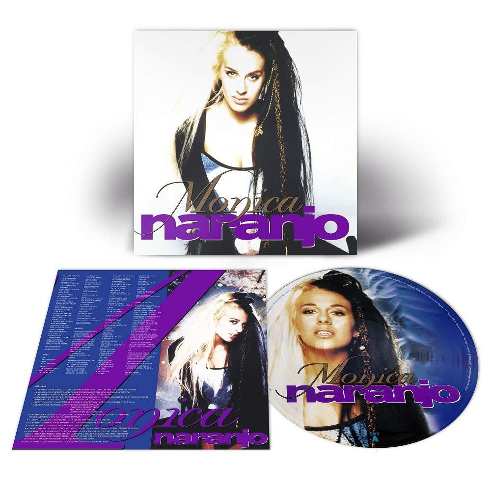 Monica Naranjo Picture Disc Music