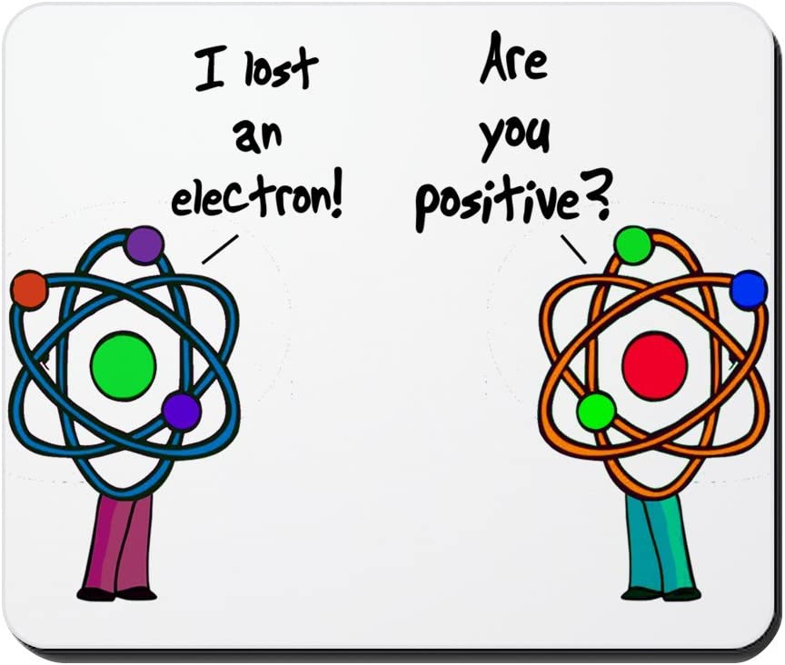CafePress I Lost An Electron Are You Po: Amazon.es: Electrónica