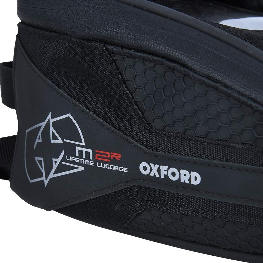 Oxford M2R Mini Tankrucksack magnetisch Schwarz
