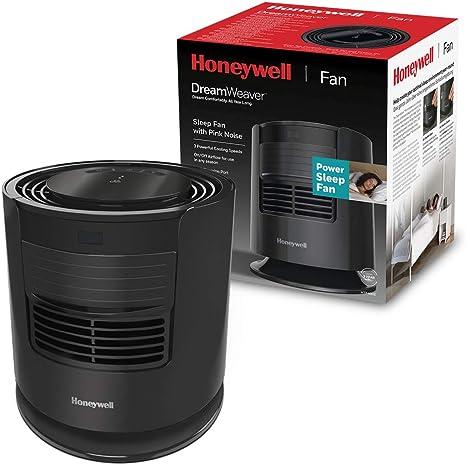 Honeywell HTF400 DreamWeaver Ventilador para dormir con ruido rosa: Amazon.es: Salud y cuidado personal