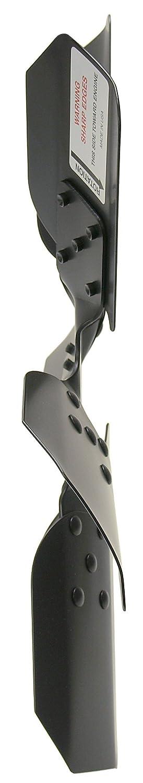 Derale 17918 Heavy Duty Fan Blade Series 1000 18 Steel Clutch Fan Reverse Rotation