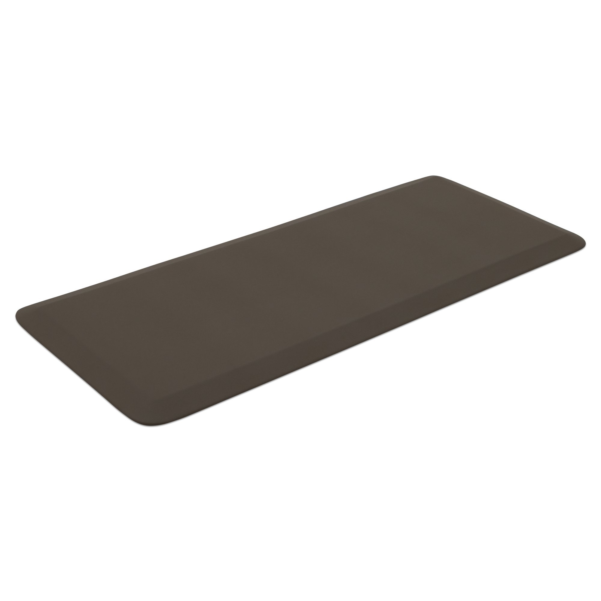 "NewLife by GelPro Professional Grade Anti-Fatigue Kitchen & Office Comfort Mat, 20x48, Stone ¾"" Bio-Foam Mat with non-slip bottom for health & wellness by NewLife by GelPro (Image #2)"