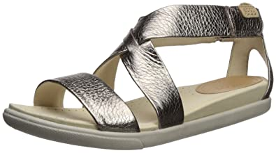 7b4ccb087c3 Image Unavailable. Image not available for. Color  ECCO Women s Damara  Sandal ...