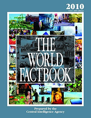 The World Factbook: 2010 Edition (CIA's 2009 Edition) PDF