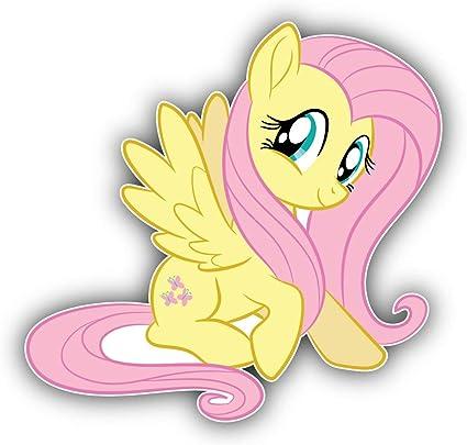 My Little Pony Cartoon Sticker Bumper Decal /'/'SIZES/'/'