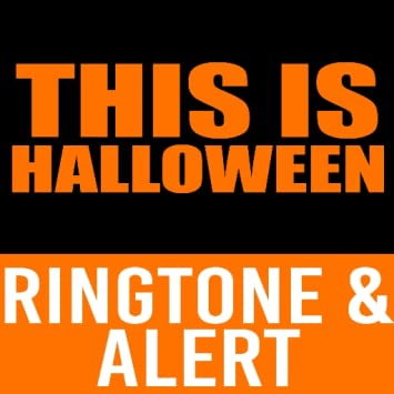 this is halloween ringtone and alert