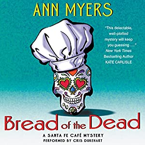 Bread of the Dead Audiobook