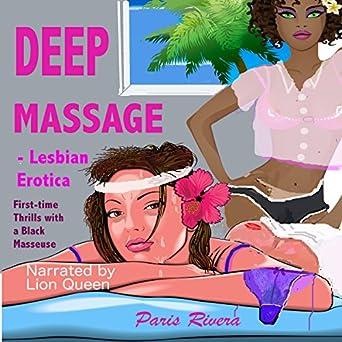 Black lesbians massaging