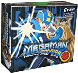 Mega Man NT Warrior Trading Card Game Grave Booster Box 24 Packs