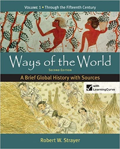 Amazon ways of the world a brief global history with sources ways of the world a brief global history with sources volume 1 second edition by robert w strayer author 38 out of 5 stars 25 customer reviews fandeluxe Choice Image