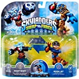 Skylanders Swap Force Night Shift and Boom Jet 2-pack
