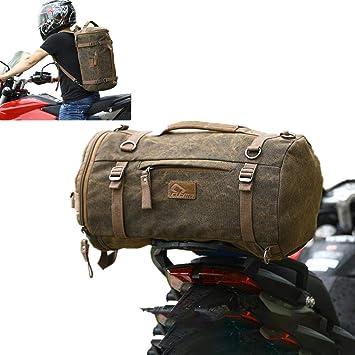 Katiway Handtasche Fur Motorrad Seitliche Tasche Fur Motorrad 35 L Grosse Kapazitat Werkzeugtasche Rucksack Fur Herren Damen Amazon De Auto