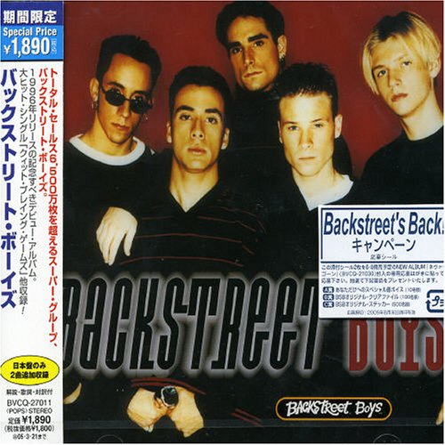 Backstreet Boys by Bmg Japan