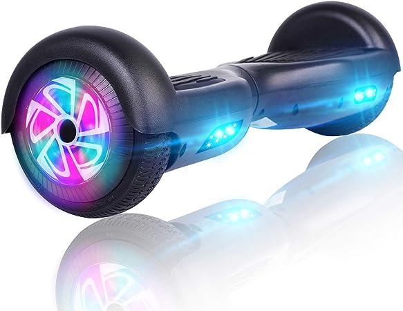 "6,5/"" Hoverboard Self Balance Scooter Two-Wheel Board UL2272 Akku LED Smart UK"