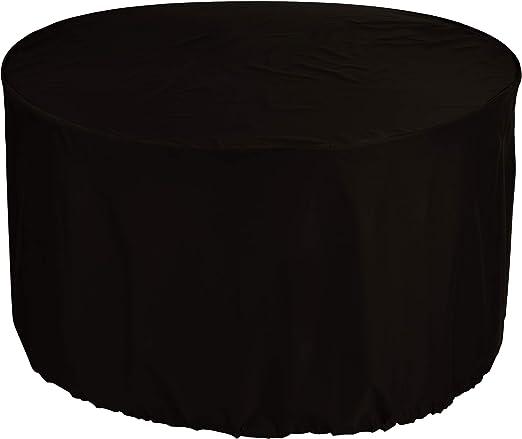 KaufPirat Housse de Protection pour Table Ronde Ø 220x90 cm ...
