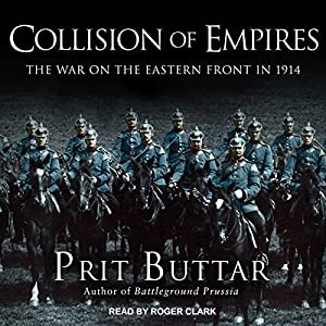 Collision of Empires Audiobook