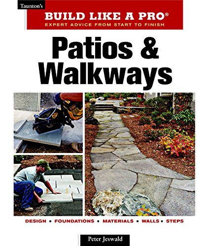 Cheap  Patios and Walkways (Taunton's Build Like a Pro)