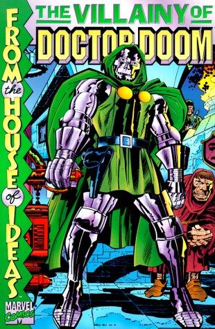 Marvel Dr Doom - The Villainy of Doctor Doom (Marvel Comics)