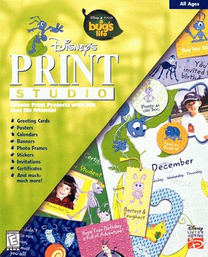 A Bug's Life Print Studio ()