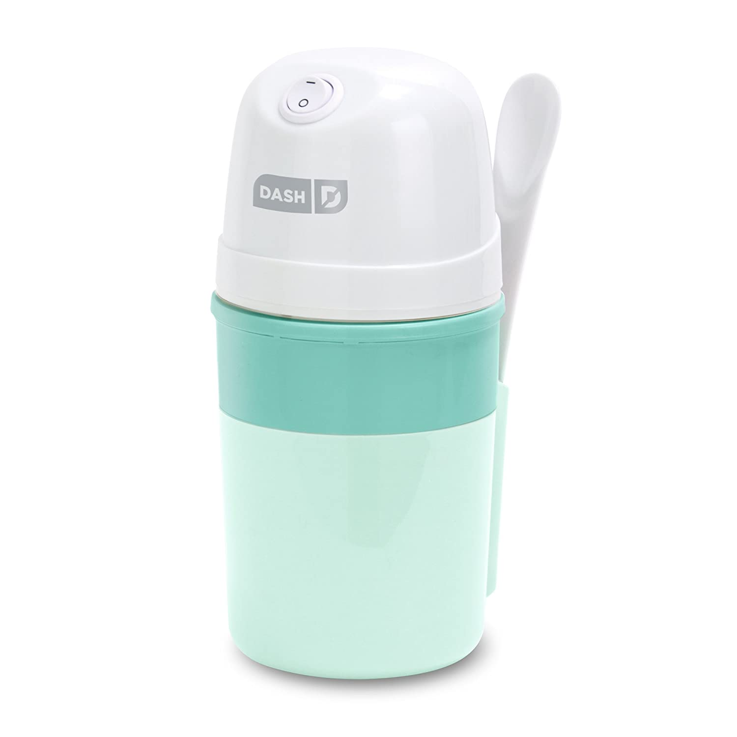 DASH DPIC100GBAQ04 My Pint Ice Cream Maker, Aqua