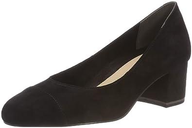 fc6095473df6bd Tamaris Women s 22400-21 Closed-Toe Pumps  Amazon.co.uk  Shoes   Bags