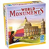 Queen Games QUG10261 World Monuments Family Board Game