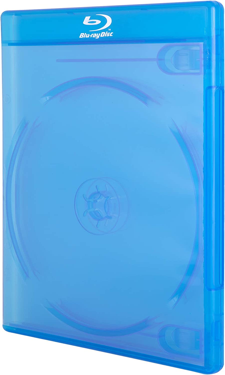 B01N7DSLDS AcePlus Double Bluray Case 10 Pieces with Clear Sleeve and Silver Screen Print Logo for 2 Discs 61VIu3lBqlL