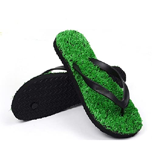 34292b55342 CHARAN COLLECTIONS Grass Flip Flops and Slippers and House Slippers or  House Chappals Yoga Slippers for Men and Women  Buy Online at Low Prices in  India ...