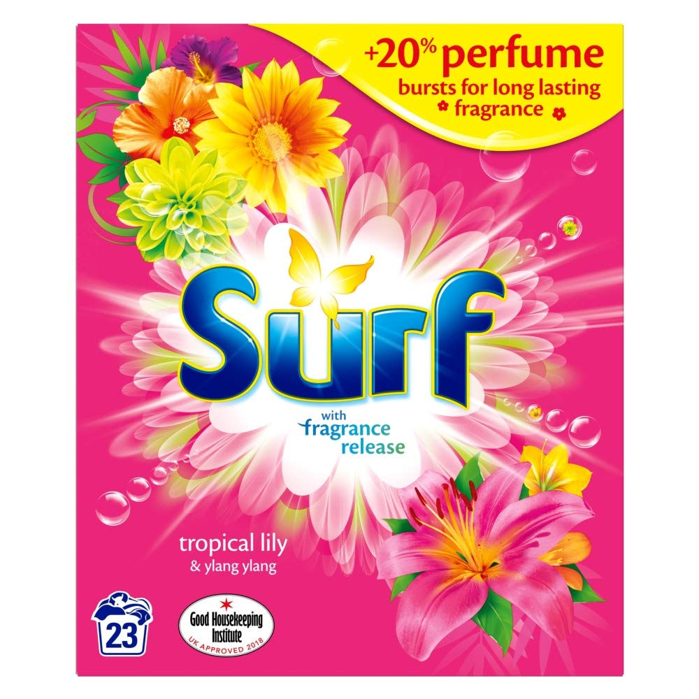 SURF TROPICAL LILY 1.495KG