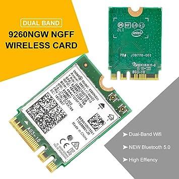 Youngsown 1.73Gbps Wireless LAN Nube de Red 9260NGW WiFi, Tarjeta ...