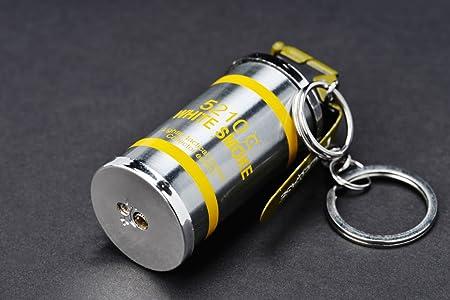 fadecase Lighter Replica - Real csgo Grenade Mechero Skin Counter Strike Global Offensive (Smoke)