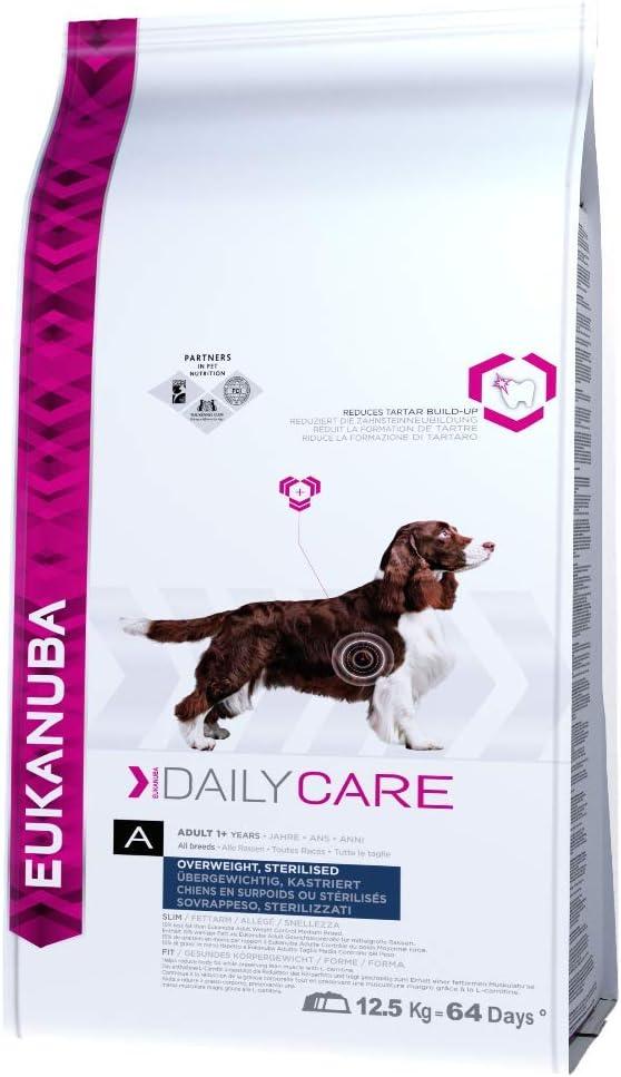 Pienso para Perros Esterilizados EUKANUBA Daily Care