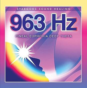 stargods Sound Healing - 963 Hz Pineal Euphoria Deep Theta