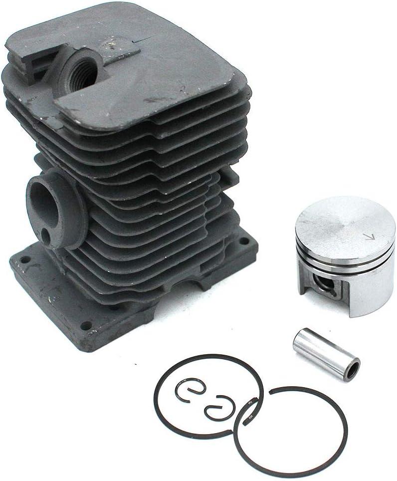Kit de piston de cylindre 37mm pour Stihl 017 MS170 MS170C-ED MS170D MS170Z tron/çonneuse Pi/èces # 1130 020 1207