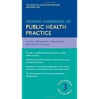 Oxford Handbook of Public Health Practice (Oxford Medical Handbooks)