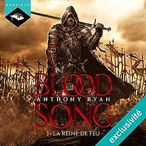 La Reine de feu (Blood Song 3) | Livre audio